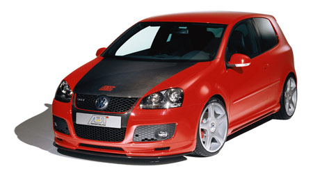 VW Golf GTI Abt tuning tuner