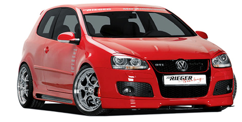 VW Golf Rieger Tuning