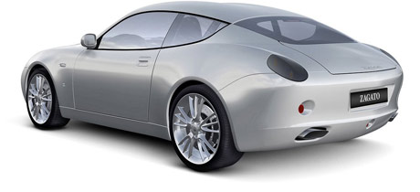 Zagato MaseratiGS