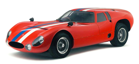 1964 MaseratiBirdcage