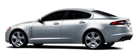 2008 Jaguar XFSedan