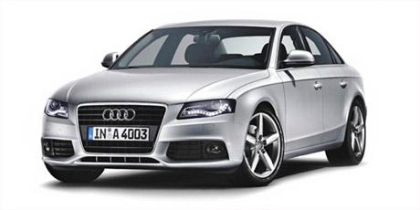 New Audi A4Sedan