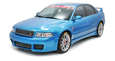 Audi A4 Tuning byLLTEK