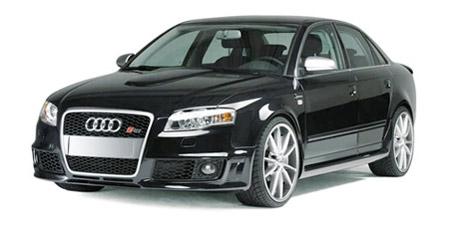 Audi A4 RS4 Look Body-Kit Hofele DesignTuning