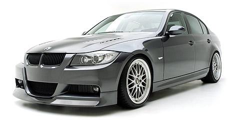 Vörsteiner BMW E90Tuning
