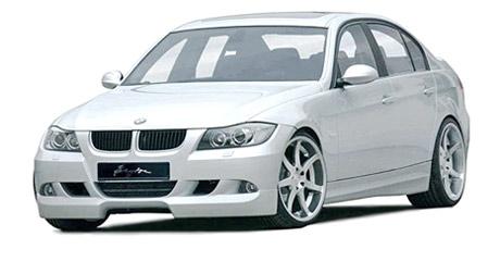 BMW E90 3 series sedan Tuning by BreytonTuner