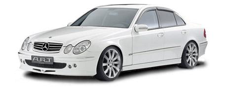 Mercedes E-Class Tuning byART
