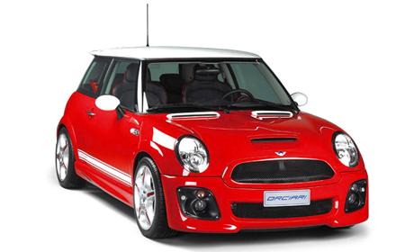 Mini Cooper Tuning Orciari Euro Cars