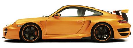 TechArt GT Street Porsche 997Turbo