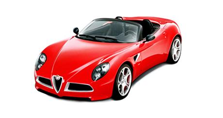 vAlfa Romeo 8CSpider