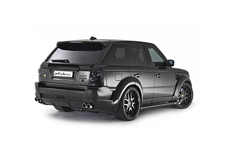 Arden Tuning Range Rover Sport Euro Cars