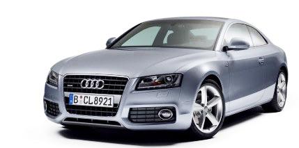 Audi A5 S-LineCoupe