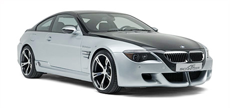 AC Schnitzer Tension Street BMW 6 COUPE TUNING
