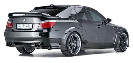 BMW M5 Hamann WideBody Edition Race Hamann Motorsport E60 M5