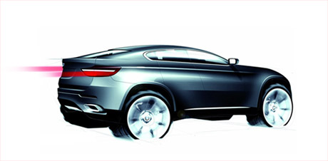 Suv Car Images >> BMW X6 Concept SUV | Euro Cars