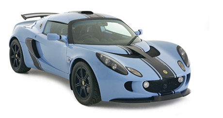 Lotus Exige S Club Racer Lotus Exige Track Car