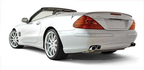 RENNtech Tuned Mercedes SL Tuning Mercedes-BenzSLClass