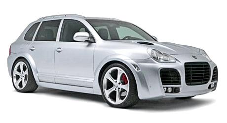 Porsche TechArtMagnum