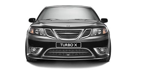 Saab TurboX