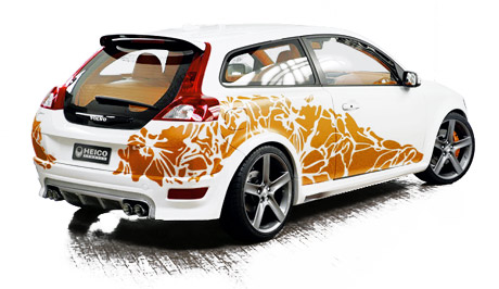 C30 Volvo Tuning from Heico Sportiv