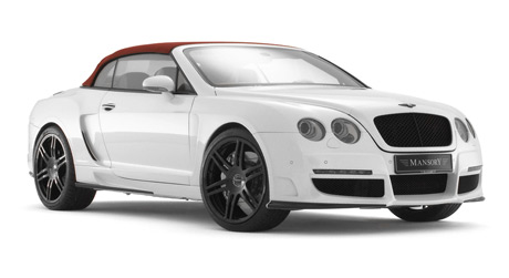 Le Mansory Bentley GTC Tuning