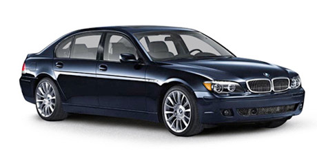 BMW 7 Series Individual