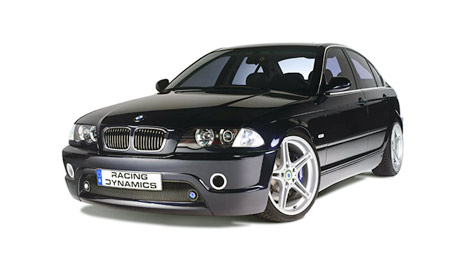 Racing Dynamics tuning for BMW 3 Series