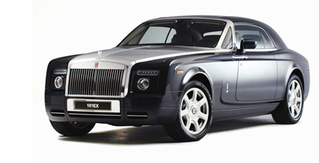 Rolls Royce Phantom Coupé Version
