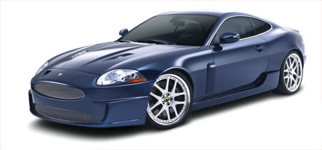 Jaguar XKR Coupe Arden Tuning