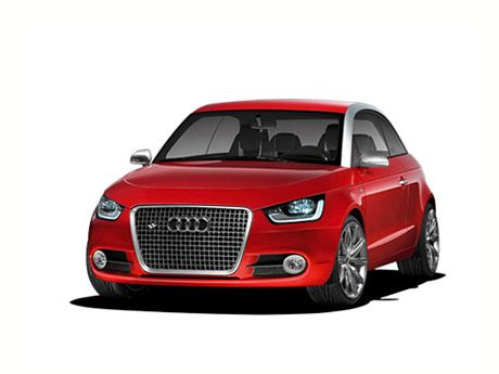 Audi Metroproject Concept Car Audi A1