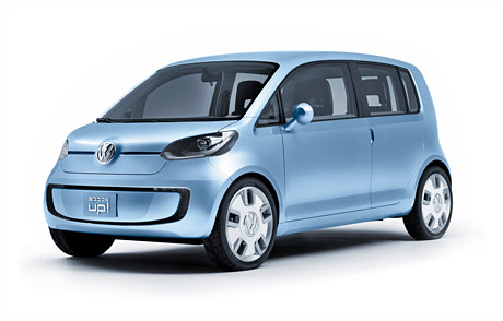 VW Space Up Concept