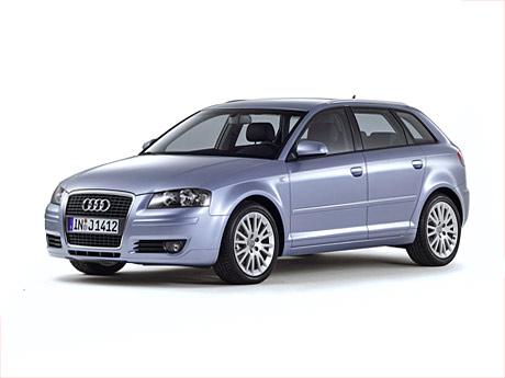 Audi A3 Sportback Crash Test