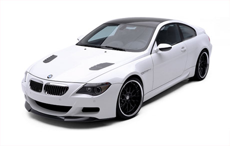 BMW M6 Vörsteiner Tuning