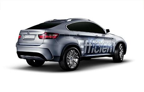 BMW X6 Hybrid ConceptSUV