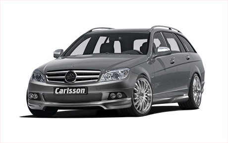 Carlsson C Class Estate Mercedes-Benz Tuning