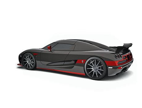 Koenigsegg LimitedEdition
