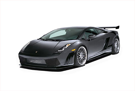 2007 Lamborghini Gallardo on Lamborghini Gallardo Gt3 Tuning By Tuner Reiter  Engineering