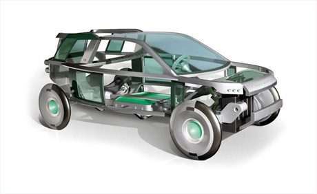 Land Rover ConceptSUV