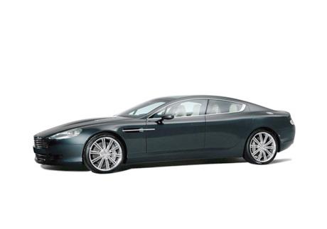 Aston MartinRapideSupercar