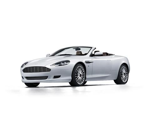 Aston Martin DB9 Facelift CabrioConvertible