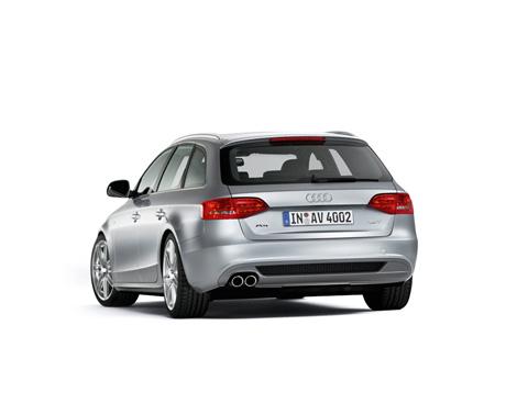 Audi A4 Avant 2009 New Audi A4