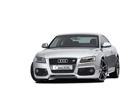 Audi A5 Tuning Caractere Body Kit Coupe Audi S5