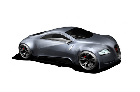 Audi Concept Car RZero