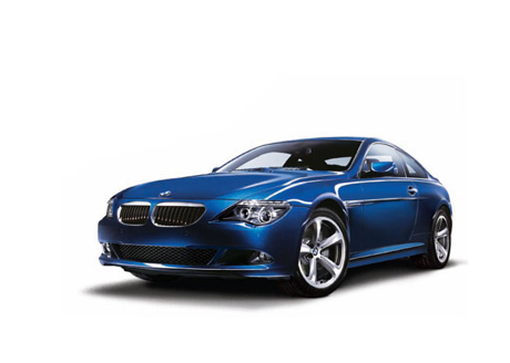 BMW 6 Series Coupe Facelift Sports Car