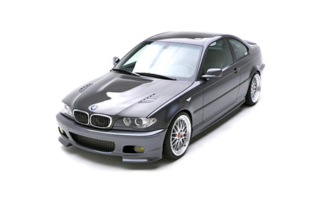 BMW Tuning E46 Coupe Tuner Vorsteiner Modification Body BMW