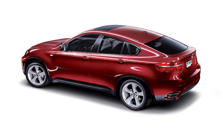 BMW X6 SUV Coupe