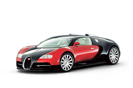 Bugatti Veyron EB 16.4 hypercarsupercar