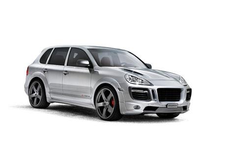 Porsche SUV Cayenne Rinspeed TunerModified