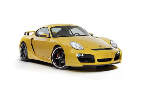 TechArt WideBody for Cayman PorscheTuning