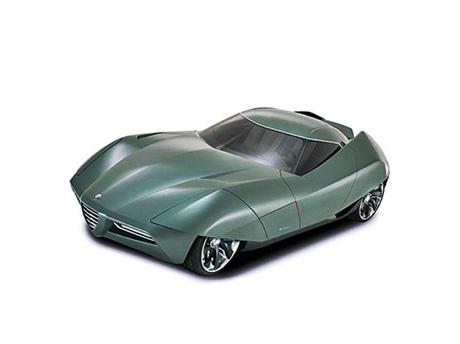 Concept Car Bertone B.A.T. 11 BAT11 Concept Cars BertoneDesigner